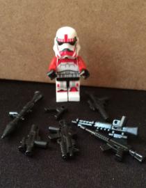 1 figuur Stoorm Trooper C (Shock Trooper)