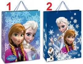 1 cadeautas Frozen klein of medium