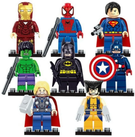 Figuren Marvel Superhelden
