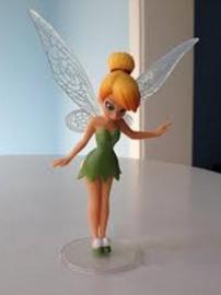 1 figuur Tinkerbell Staand 7cm - die door de brievenbus past