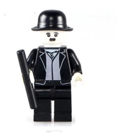 1 poppetje Charlie Chaplin