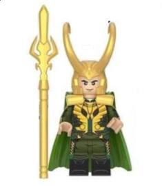 1 poppetje Loki