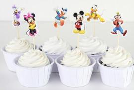 1 Prikker Mickey set A - personage en stokje naar keuze