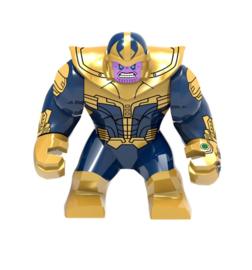 1 poppetje Avengers - Thanos groot B
