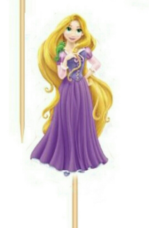 1 prikker Prinses set B, klein - naar keuze