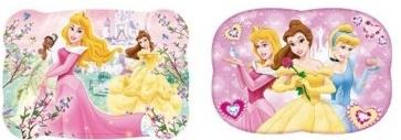 set 2 placemat 3D Prinsessen