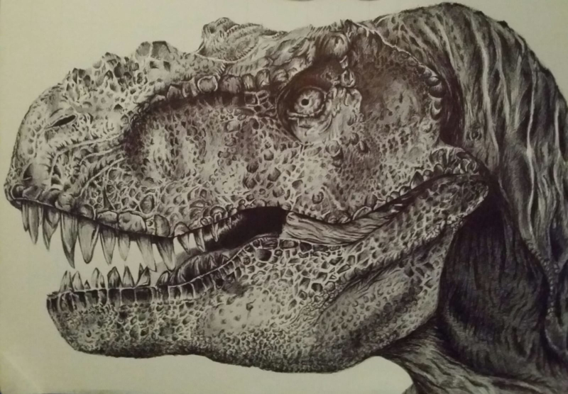 T-Rex - A4