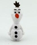 1 figuurtje Olaf 3,5-4cm