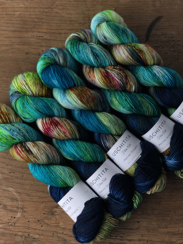"Merino Singles ""Highlands"""