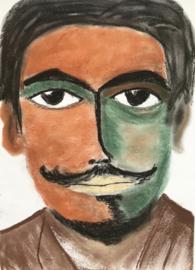 Joseph Jessurun de Mesquita door Wilma