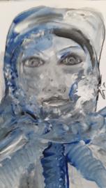 portret door Els