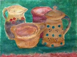 Gebruiks aardewerk