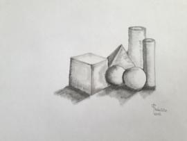Geometrische vormen Lous