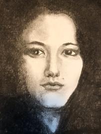 Portret door Marjan