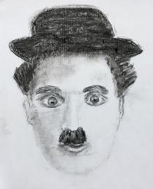 Charly Chaplin door Joke