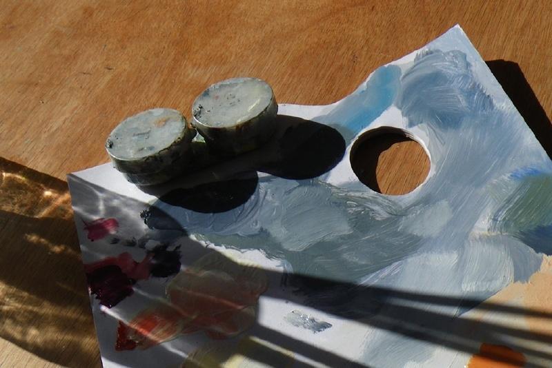 Olieverfschilderen Di. avond 1 december2020