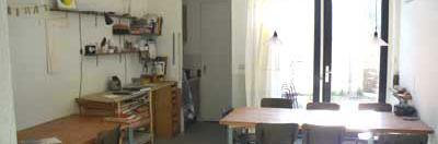 Atelier werkplaats