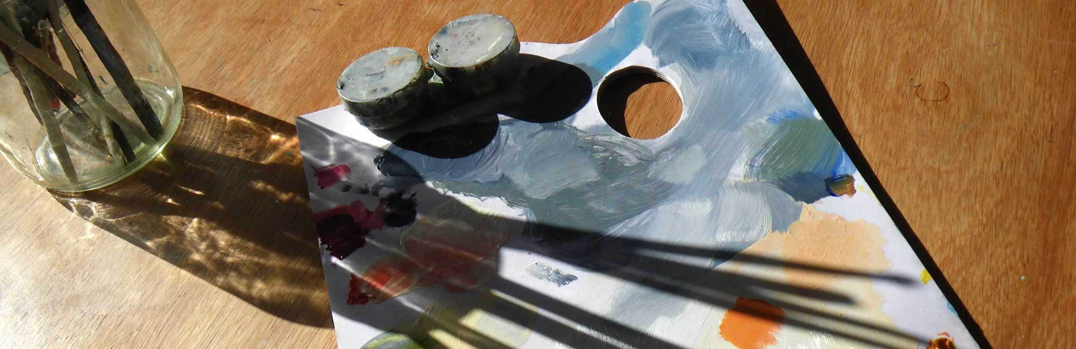 Olieverfschilderen cursus