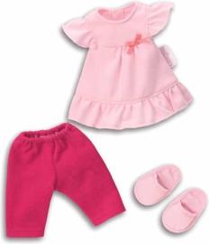 pyjama en slippers W0529