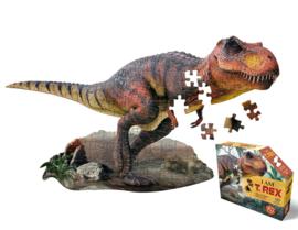 I AM puzzel T-Rex 100st