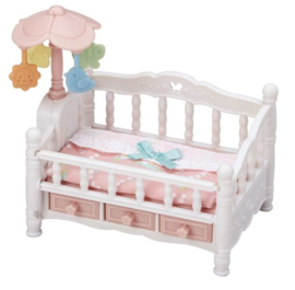 Sylavnian Bed voor drieling 5534