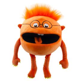 baby monster oranje