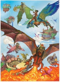 Dragon flight