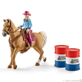 Cowgirl barrel racing 41417