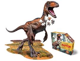 I AM puzzel Raptor 5124016