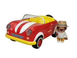 verzamel Monchhichi auto Willow