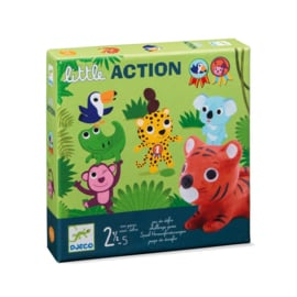 DJECO spel Little action DJ08557