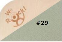 we-rock Classic #29 steen groen