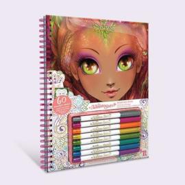 Nebulous kleurboek 11110