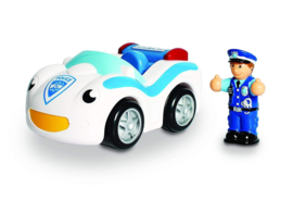 WOW cop car Cody 10715