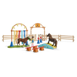 Schleich agility training 42481