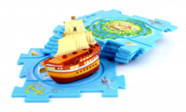 Puzzle Pilot piratenschip 100613