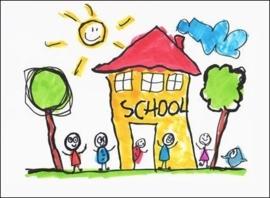 school & reizen