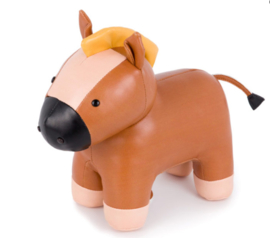 muziekknuffels paard