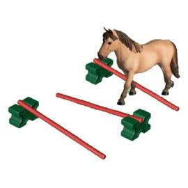 Schleich agility training slalom 42483
