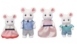 Sylvanian familie marshmallow muis 5308