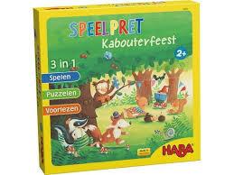 Speelpret Kabouterfeest 300787