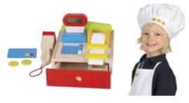 koken en winkelen