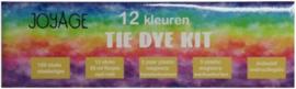 Tie Dye Kit verfset 12 kleuren