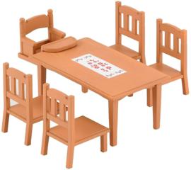 tafel en stoelen 4506