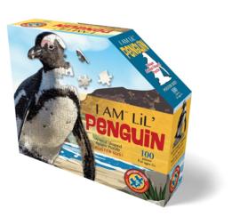 I AM pinguin 100 stuks