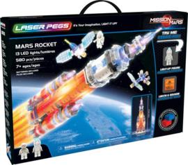 Laser Pegs Mission Mars 18000