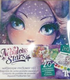 Nebulous set postkaarten 11407
