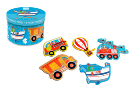 Puzzel voertuigen 6181074