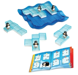 Penguins on ice SG155