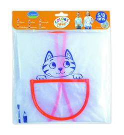 schilderschort kat (5-8j)